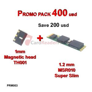 Promo pack MSR010 and 1 mm magnetic head PRM003