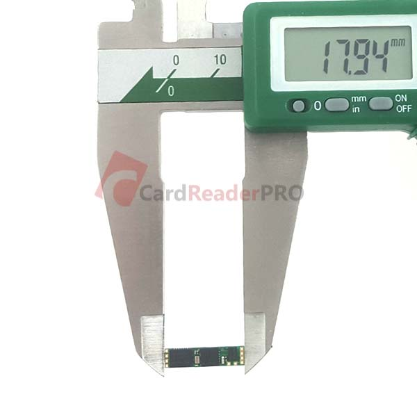 Super Slim MSR magnetic card reader MSR010