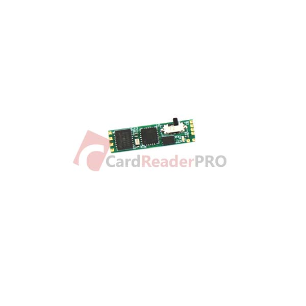 Ultra thin MSR with switch and Easy Header MSR009sE