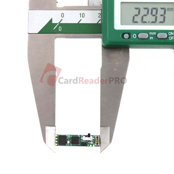 MSR magnetic card reader MSR014