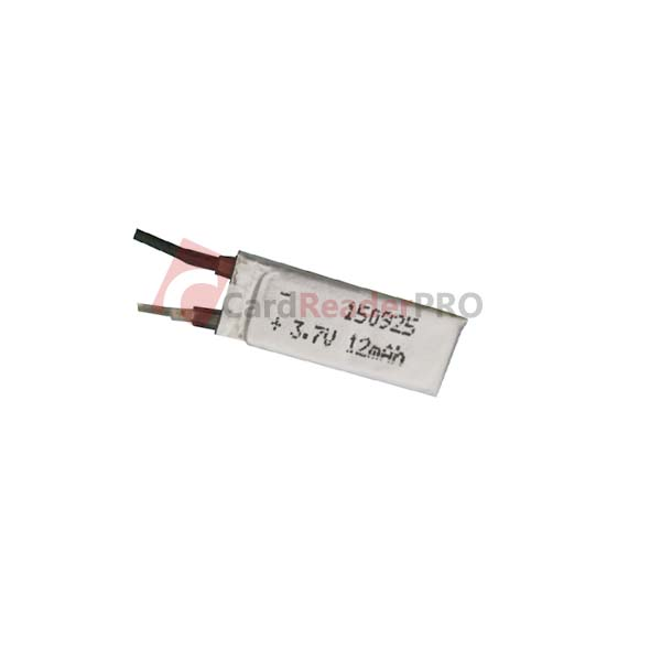 12 mah 3.7V  ultra thin battery  BAT150925